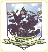 Lambang Kotamadya Jakarta Selatan